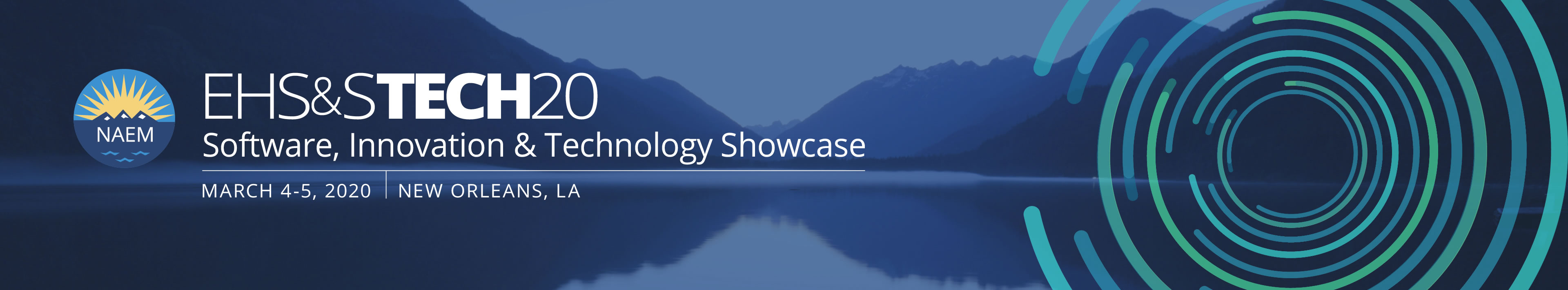 NAEM's 2020 Software, Innovation and Technology Showcase