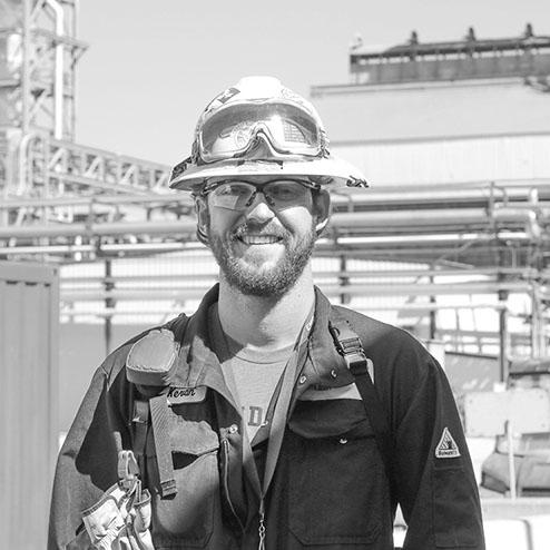 Kevan Reardon, Environmental Engineer Lead; Koch Fertilizer LLC
