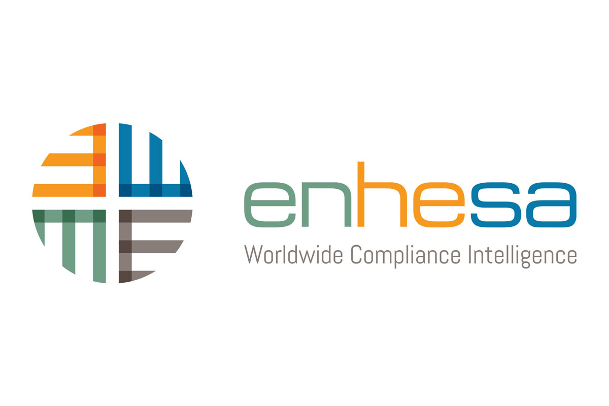 Enhesa is the market leader in global environmental, health and safety compliance assurance providing expert regulatory intelligence including EHS compliance, EHS monitoring, product compliance, product monitoring, and regulatory consulting. Enhesa has an in-house team of over 75 EHS regulatory analysts covering North America, South America, Europe, Africa, Asia, and Australia.